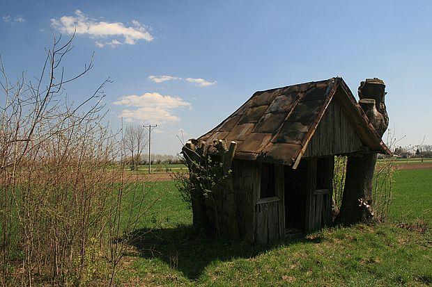 Stubienko - Kapliczka 1 Kopia
