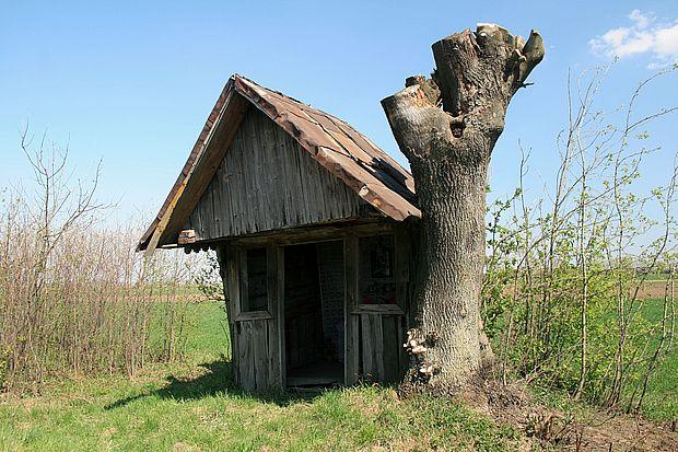 Stubienko - Kapliczka 2 Kopia