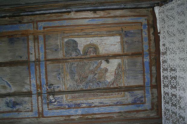 Stubienko - Kapliczka - Chrystus nauczający Kopia