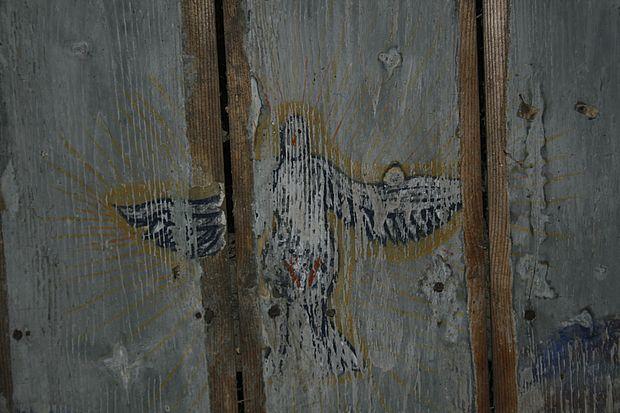 Stubienko - Kapliczka - zstępujący Duch święty Kopia